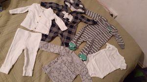Baby boy bundle size 6 months for Sale in Washington, DC