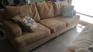 Couch and loveseat for sale for Sale in High Point, NC