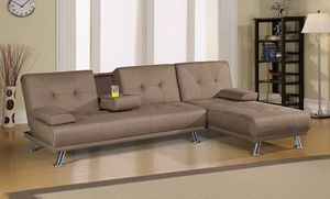 New Futon Sectional Bed for Sale in Austin, TX