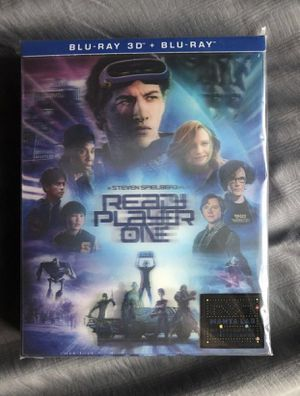 Ready player one steelbook for Sale in San Diego, CA