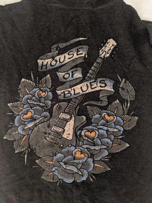 House of Blues ladies light sweatshirt for Sale in Los Angeles, CA