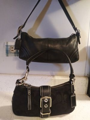 2 authentic Coach purses for Sale in Arlington Heights, IL