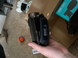 Brand new video camera never used for Sale in Yucaipa, CA