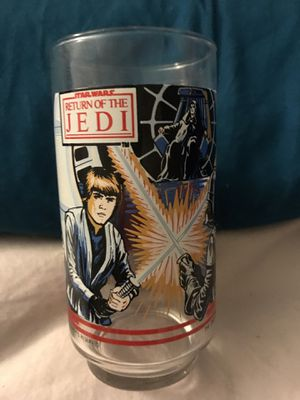 Set of 2 Collectable Glasses for Sale in Cleveland, OH