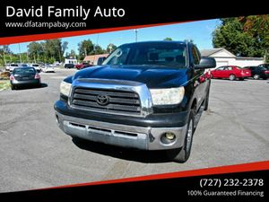 2008 Toyota Tundra 4WD Truck for Sale in New Port Richey, FL