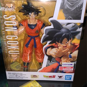 Dragonball Z S.H. FIGUARTS for Sale in Rancho Cucamonga, CA