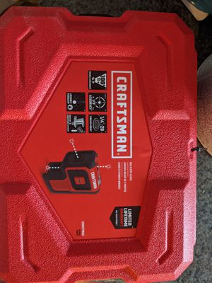 Craftsman Lazer Level for Sale in Lincoln, DE