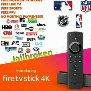Firestick 4k Loaded for Sale in Des Plaines, IL
