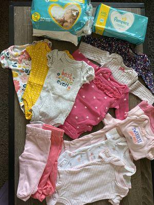 BABY GIRL PREMIE BUNDLE for Sale in Stockton, CA