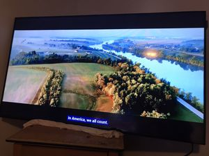 55 inch tv for Sale in Lake City, GA
