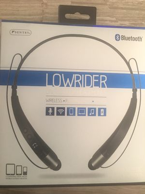 Bluetooth wireless headphones for Sale in Garland, TX