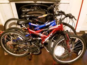 3 bicycles $35 dollars each for Sale in Geneva, NY
