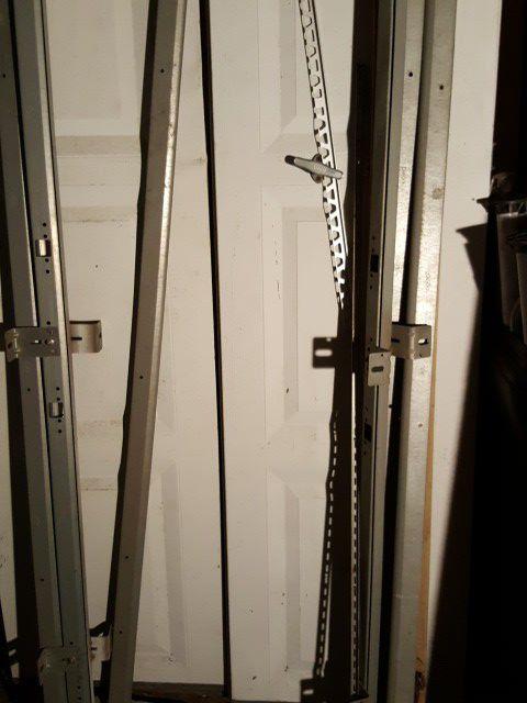 2 car garage doors