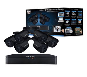 Night owl security camera for Sale in High Point, NC