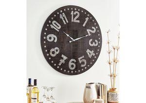NEW, Brone Black/White Wall Clock, SKU# A8010167 for Sale in Huntington Beach, CA