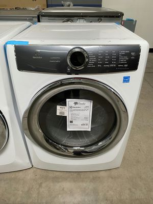 "New Electrolux 27"" Gas Dryer with Perfect Steam!1 Year Manufacturer Warranty Included for Sale in Gilbert, AZ"