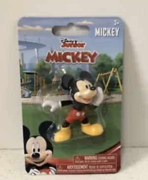 Mickey Mouse Disney Junior Figure Figurine - Disneyland Disney World for Sale in Tempe, AZ
