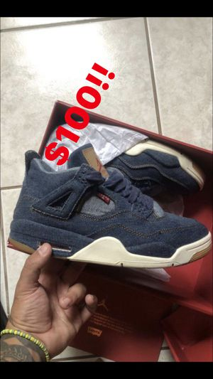 $100!! BLACK FRIDAY WEEKEND LEVI 4S for Sale in Bronx, NY