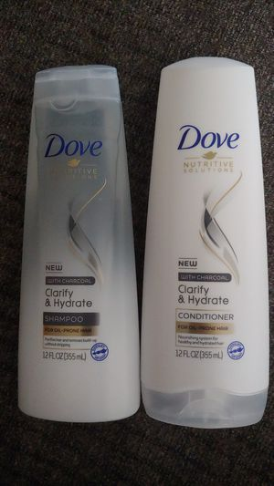 Dove Clarify and Hydrate Shampoo and Conditioner for Sale in Ocala, FL