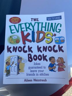 The Everything Kids Knock Knock Book for Sale in Boise,  ID