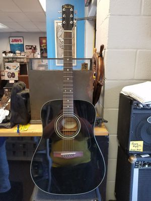 Fender acoustic Electric guitar for Sale in Southington, CT