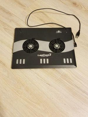 Vantec LapCool3 Notebook Laptop Cooler Cooling Fan for Sale in Plantation, FL
