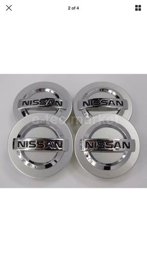 54mm Nissan Center Caps for Sale in Baltimore, MD