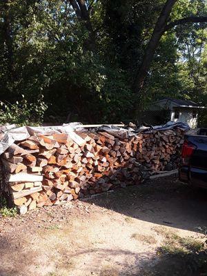 Seasoned firewood for Sale in Georgetown, KY