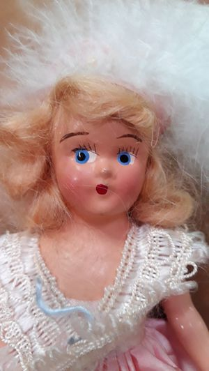 Antique baby doll for Sale in Bonita, CA
