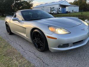 500HP 2008 Chevrolet Corvette LS3 6SPD Manual Z51 Edition Z06 Wheels. Very Strong Reliable Power. Serviced Ready. Tuned Bolt On Fast Car for Sale in Houston, TX