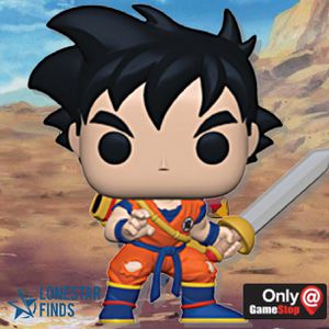 Funko Pop! Dragon Ball Z Young Gohan with Sword Game Stop Exclusive! for Sale in Universal City, TX