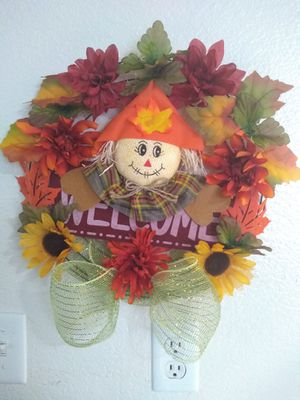 Fall Wreath for Sale in Fresno, CA