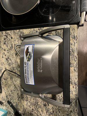 Cuisinart Griddler Panini press for Sale in Houston, TX