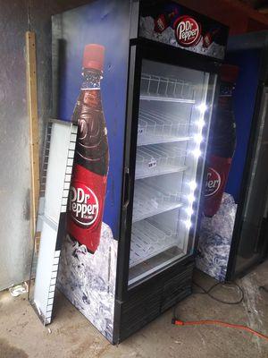 Habco single door dr. Pepper cooler for Sale in Dallas, TX