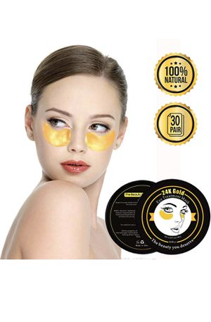 Collagen Eye Patches for Eye Moisturizing, Dark Circles, Wrinkles, Fine Lines, Under Eye Bags Best Hydrogel Eye Moisturizer for Women & Men - Gel Mas for Sale in Montclair, CA