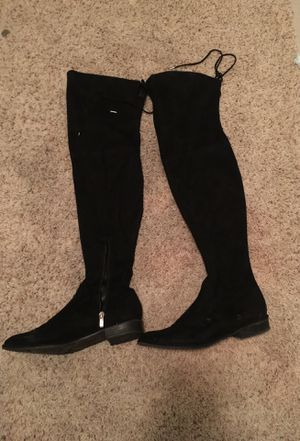 Thigh high boots for Sale in Dallas, TX