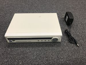 ADT 4 CHANNEL DVR A-ADT4HS2 With 500GB Hard Drive Disk for Sale in Metairie, LA