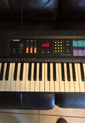 Casio CTK-540 keyboard for Sale in Glendale, AZ