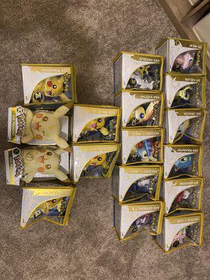 Complete Pokemon 20th Anniversary Plush Collection for Sale in Stuart, FL