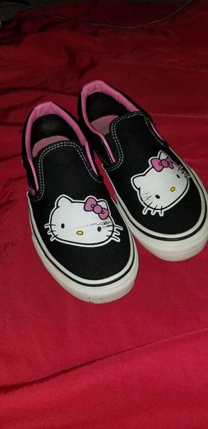 Kids Hello Kitty Van's size 4 for Sale in Norwalk, CA