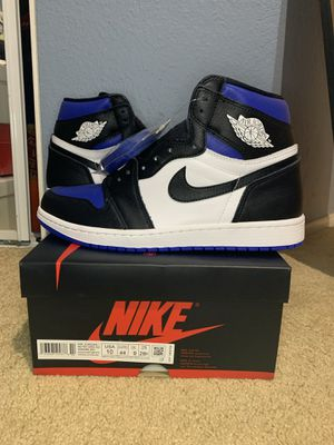 Jordan Retro 1 Royal Toe Size 10 DS for Sale in San Diego, CA