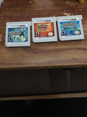 3ds Games for Sale in Apopka, FL