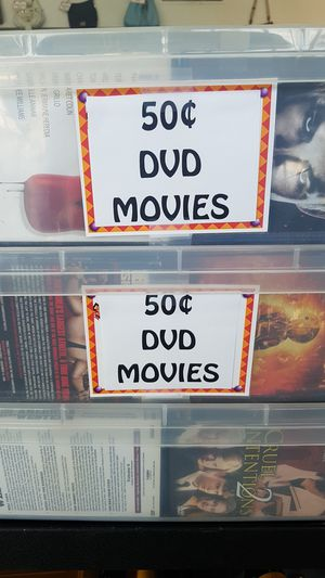 DVD for Sale in Durham, NC