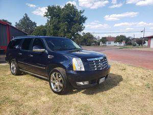 2008 Cadillac escalade esv for Sale in Merkel, TX