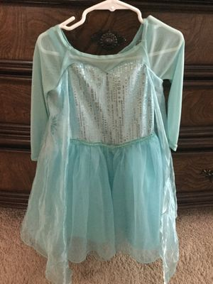 Frozen costume 2T for Sale in Haines City, FL