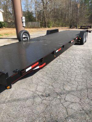 Car hauler, trailer, equipment trailer, dump trailer, utility trailers, cars ,trucks for Sale in Hialeah, FL