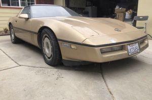 1986 Chevy corvette for Sale in Coronado, CA