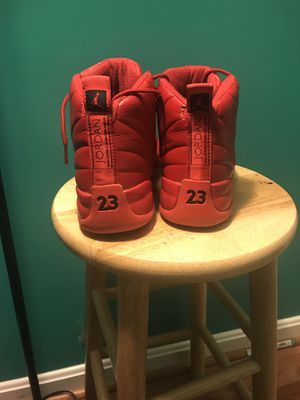 Jordan gym red 12's for Sale in Germantown, MD