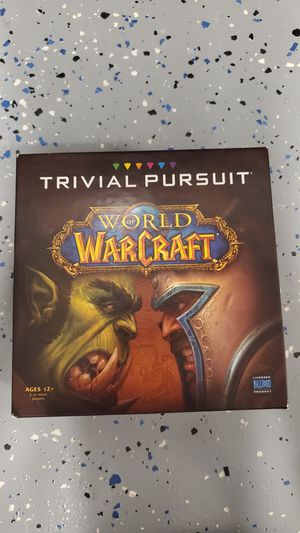 World of WarCraft Board game for Sale in Fulshear, TX