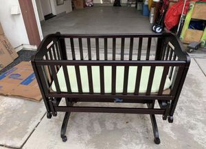 Baby Cradle/ Crib for Sale in Rancho Cucamonga, CA